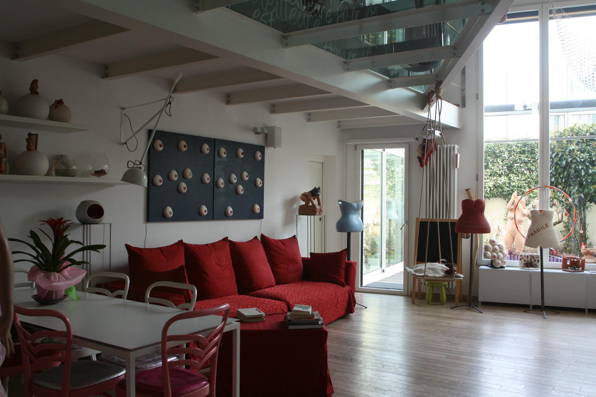 Vendita loft open space in via giuseppe bocci bibbiena