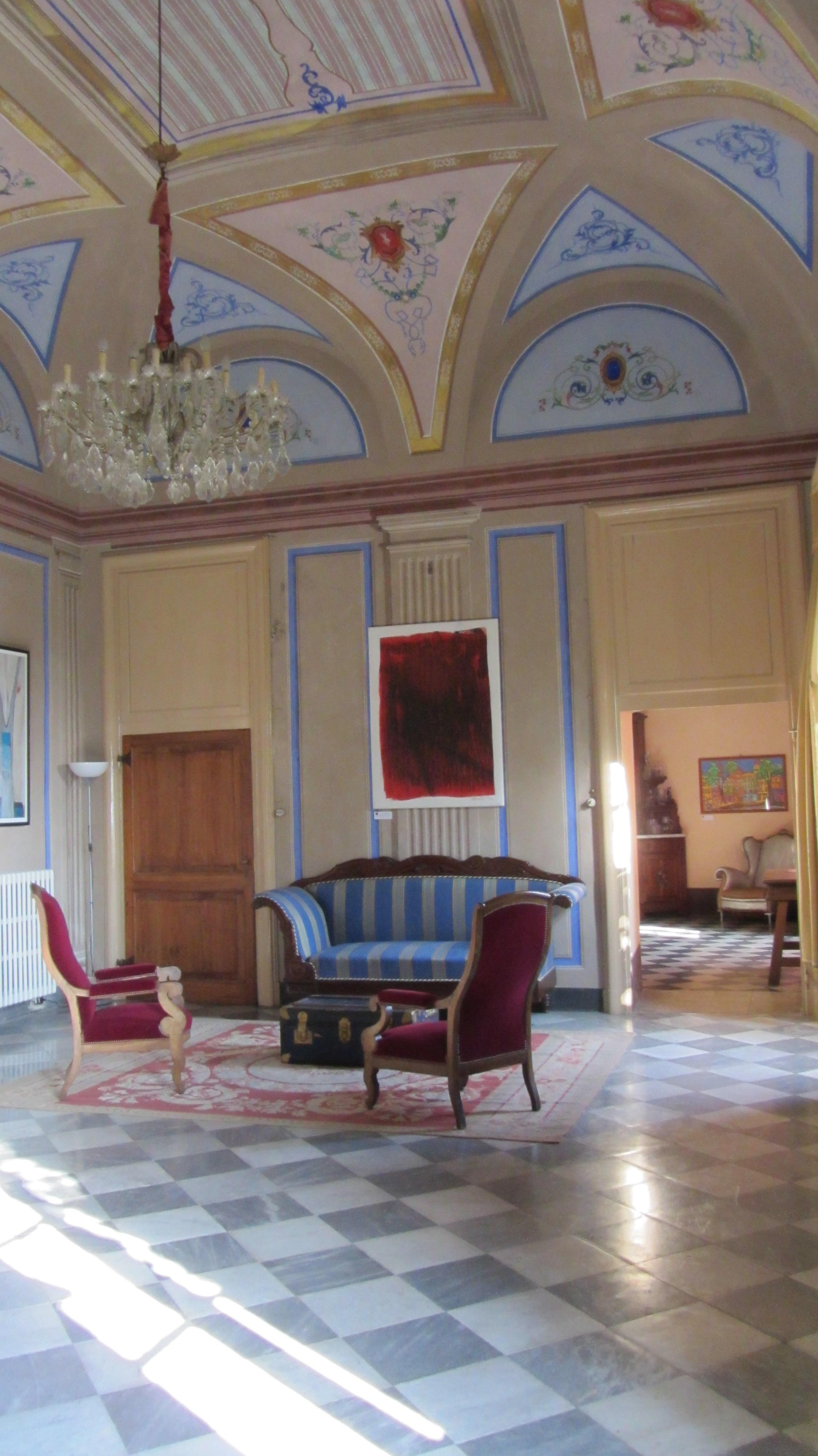 Affittasi location la casa dei leoni miragu for Piani casa del sud della louisiana