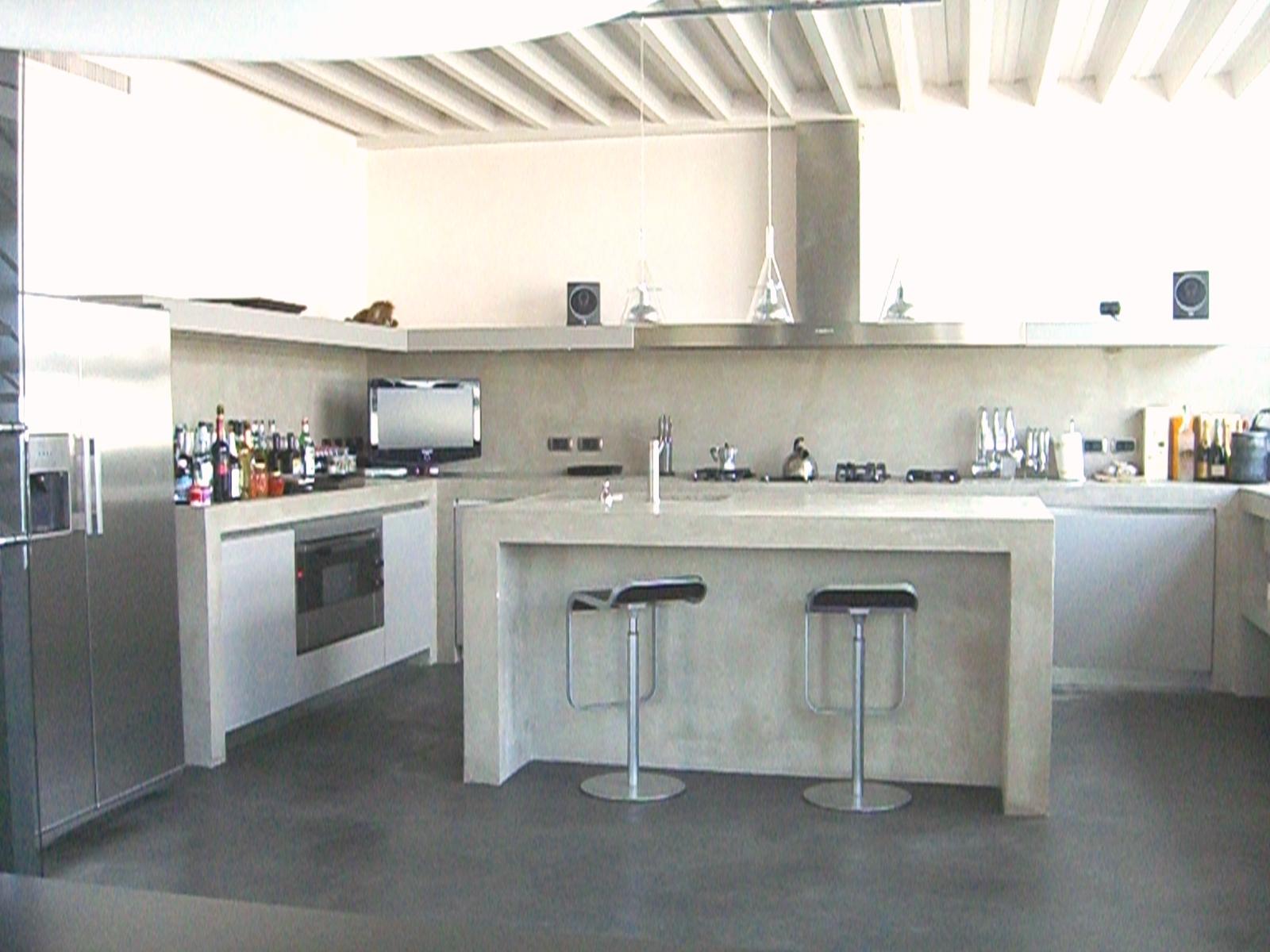 Open Space Cucina Soggiorno Moderno Best Cucina Skyline E Soggiorno