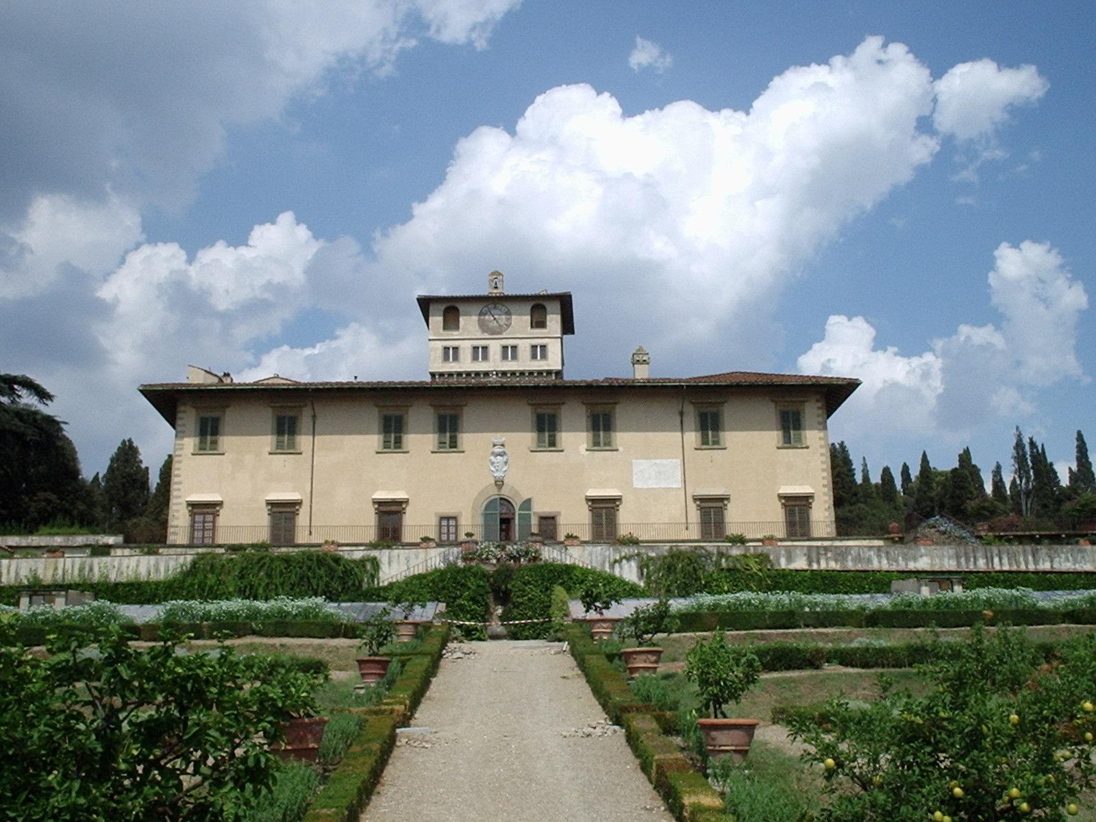 Villa Petraia Castello