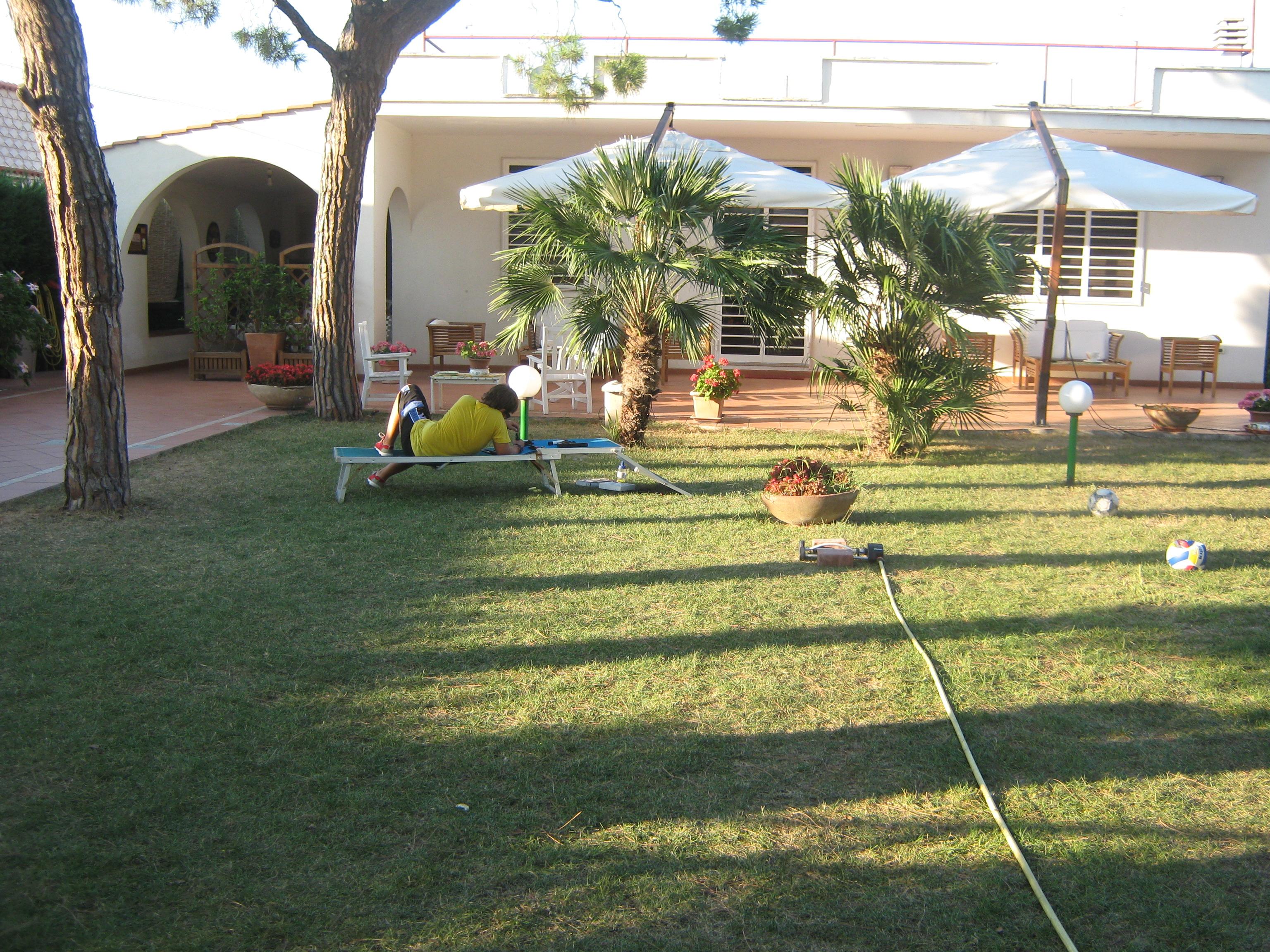 Affittasi Location Garden Holiday Miragu
