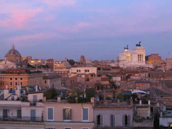 Affittasi location terrazza panoramica sui tetti di roma for Affitto c1 roma centro