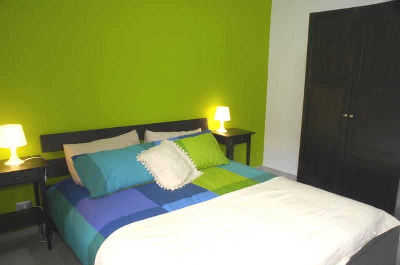 Affittasi location casa rubino roma miragu - Giardino interno appartamento ...