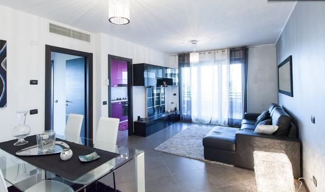 affittasi location appartamento moderno roma miragu