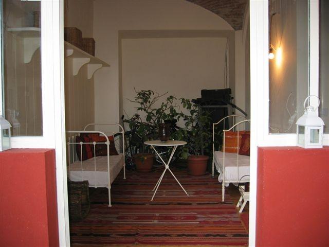 tende vetrate shabby : Casa semi indipendente nel cuore di Casale Monferrato, contigua all ...