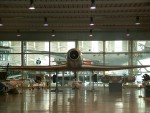 Historical Museum of the Air Force of Vigna di Valle: Veil Hangar