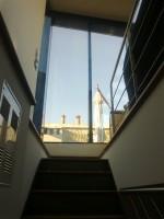 attico a milano con terrazzo panoramico