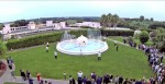 Villa the swan lake