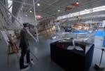 Museo Storico dell'A.M. di Vigna di Valle: Hangar Troster