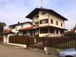 Double Villa with garden in Milan