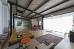 roma atelier d'artista mq 300 loft