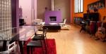 Spazio Purple House - 10 Watt Milano