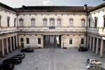 STATE ARCHIVE OF MILAN: THE COURTYARDS