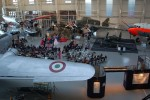 Historical Museum of the Air Force of Vigna di Valle: Badoni Hangar