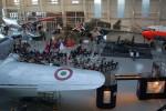 Museo Storico dell'Aeronautica Militare di Vigna di Valle: Hangar Badoni