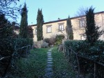 Toscana ( Firenze ) Villa Padronale in luogo magico