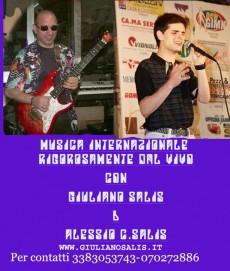 Giuliano Salis Live Music