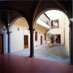 Archival Superintendency for Tuscany: Internal Courtyard