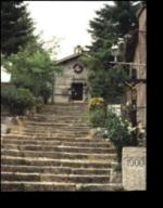 i luoghi del comune di Capranica Prenestina e Guadagnolo